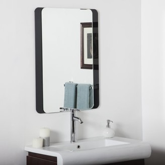 Decor Wonderland Skel Bathroom wall mirror