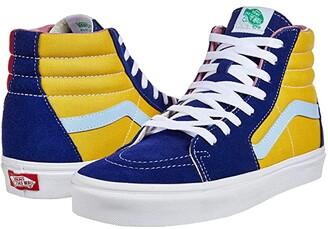 Vans SK8-Hi ((Sunshine) Multi/True White) Skate Shoes