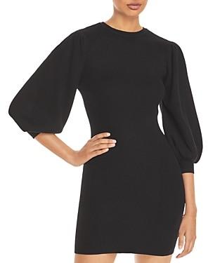 Aqua Full Sleeve Sweater Dress - 100% Exclusive