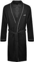HUGO BOSS Kimono Bath Robe Black
