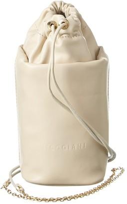 Nico Giani Adenia Micro Soft Leather Bucket Bag