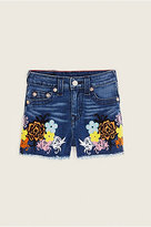 True Religion High Waisted Toddler/Kids Short