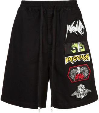 Haculla Mad Max track shorts