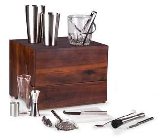 Millwood Pines Winona Madison 20 Piece Bar Table Top Set