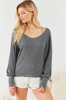 Out From Under Marissa V-Neck Top