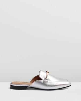 Topshop Ada Mule Loafers