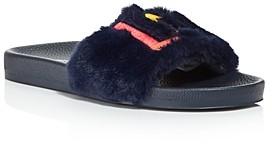 PJ Salvage Slide Slippers