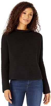 Carve Designs Livia Sweater (Black) Women's Clothing