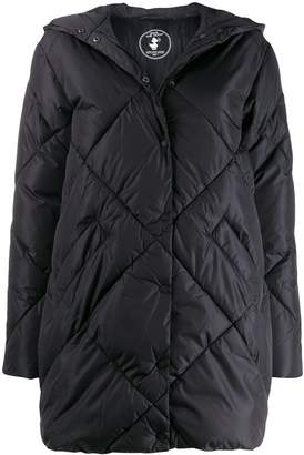 Save The Duck padded hooded coat