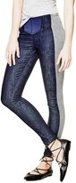 GUESS Sporty Chic Coolmax Jeggings with Silicone Rinse