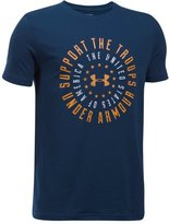 Under Armour Boys' UA Freedom Support The Troops T-Shirt