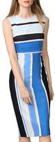 Donna Morgan Colorblock Sheath Dress
