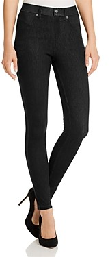 Hue Ultra-Soft High-Waisted Denim Leggings
