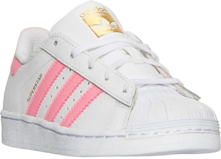 0759fc0f7 Kids Adidas Superstar - ShopStyle