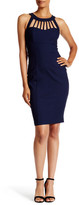 Trixxi Caged Knit Midi Dress