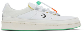 Converse White Pro Leather 1990 Pack OX Sneakers
