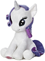 My Little Pony 10'' Rarity Seated Plush Toy