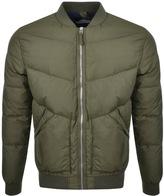 Penfield Vanleer Bomber Jacket Green
