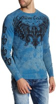 Affliction Faith to Rise Long Sleeve Graphic Thermal Knit Shirt