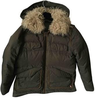 The Kooples Khaki Coat for Women