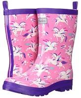 Hatley Rainbow Unicorns Rain Boots (Toddler/Little Kid) (Pink) Girls Shoes