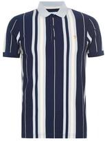 Farah Stripe Polo Shirt