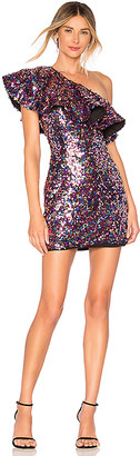 Majorelle Ariana Mini Dress
