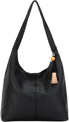 The Sak Huntley Leather Hobo Handbag