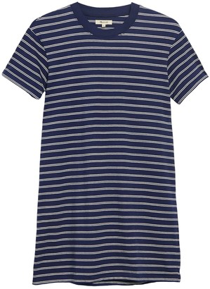 Madewell Tina Stripe T-Shirt Dress (Regular & Plus Size)