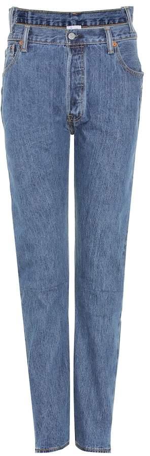 Jeans High Levi's Waisted X Denim Reworked qMSzpVU