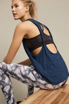 Beyond Yoga Spacedye Twist-Back Tank