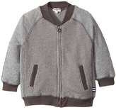 Splendid Littles Birdseye Knit Zip-Up Jacket Boy's Coat