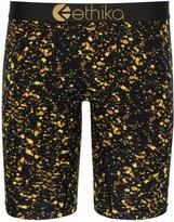Ethika Men's The Staple Gold Flakes Boxer Brief Underwear S