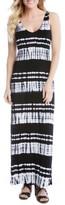 Karen Kane Women's Alana Tie Dye Maxi Dress