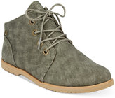 BearPaw Clair Lace-Up Desert Booties