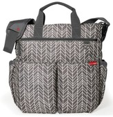 Skip Hop Infant 'Duo Signature' Diaper Bag - Black