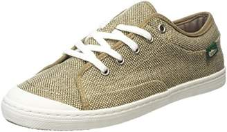 Simple Satire, Women Low-Top Sneakers, Beige (Natural Canvas), (41 EU) (US 10)