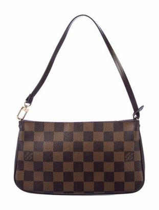 Louis Vuitton Damier Ebene Pochette Accessoires Brown