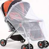 SODIAL(R) Infant Baby Pram Mosquito Net Buggy Pushchair Stroller Fly Midge Insect Cover Protector