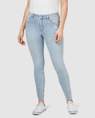 Jeanswest Jenna Mid Waisted Classic Skinny