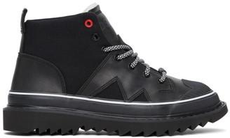 Diesel Black H-Shiroki DBBX Boots