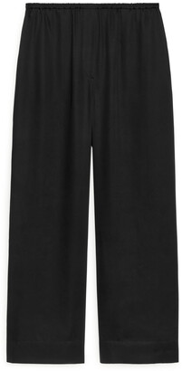 Arket Loose-Fit TENCELTM Modal Trousers
