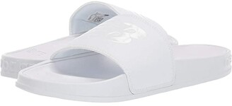 New Balance 200 (White/White Synthetic) Women's Sandals