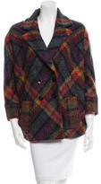Diane von Furstenberg Didi Wool Coat