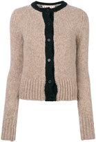 Marni soft knitted cardigan - women - Polyamide/Wool/Alpaca - 38