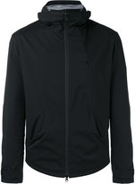 Y-3 hooded jacket - men - Polyester - S