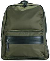 Maison Margiela classic backpack - unisex - Polyamide/Acrylic/Polyester/Calf Leather - One Size
