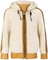 Coach reversible shearling jacket