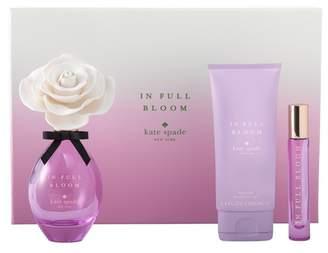 Kate Spade In Full Bloom 3-Piece Fragrance Set