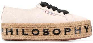 Philosophy di Lorenzo Serafini X sneakers
